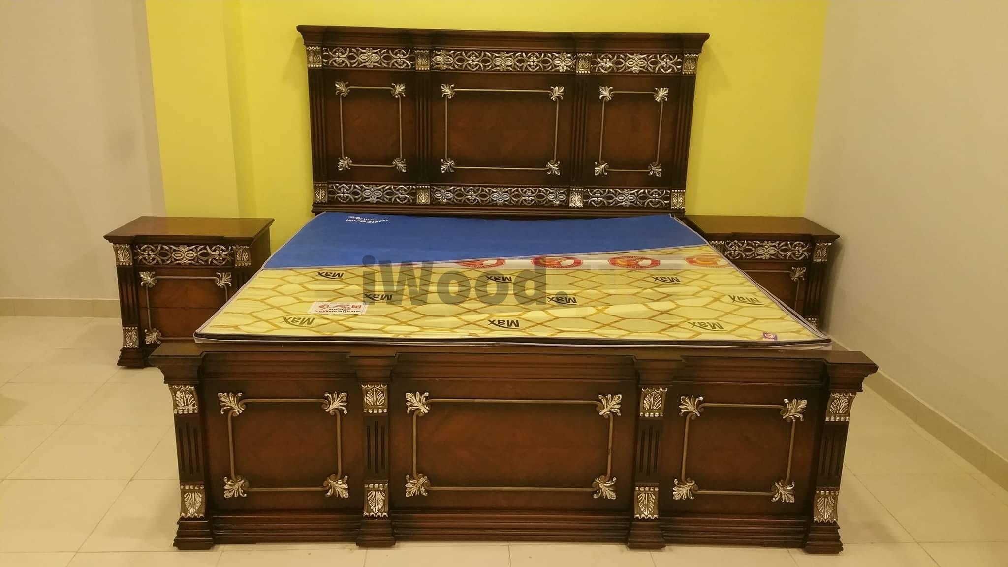 Bedroom set on best price in karachi - Best prices on bedroom furniture ...