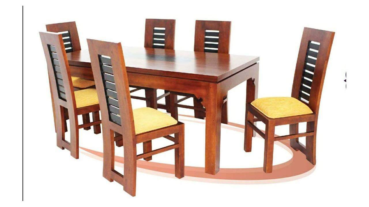 Peachy Modern Dining Table Set For Sale In Karachi Interior Design Ideas Jittwwsoteloinfo