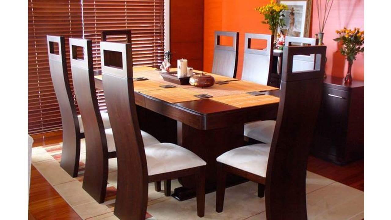 Dining room design in pakistan