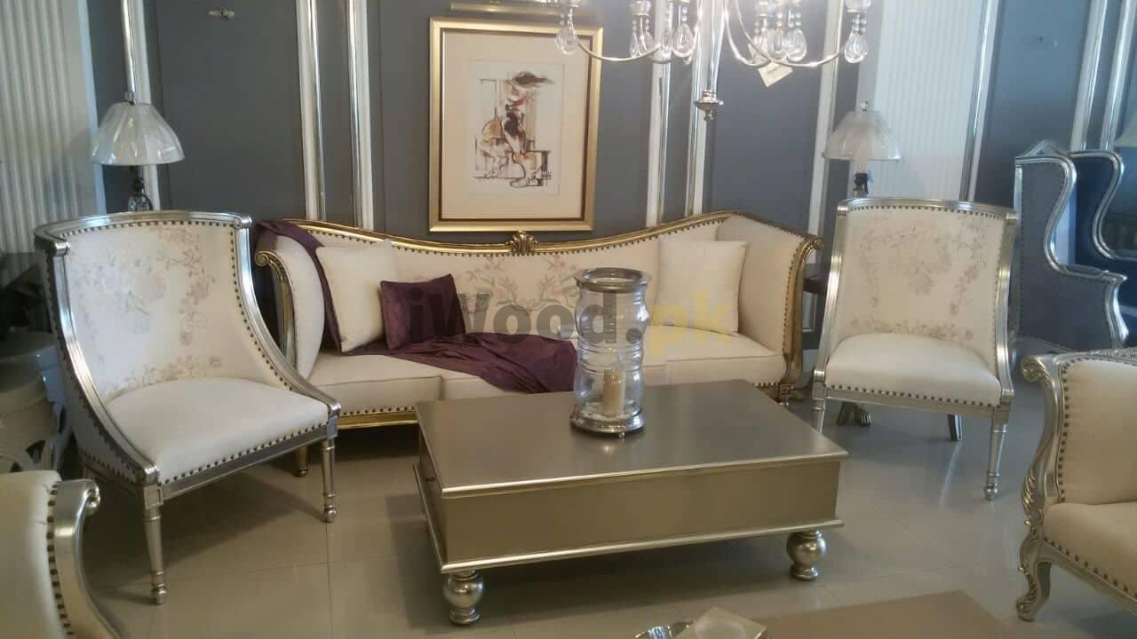 Victorian Lounge Sofa Set On Sale In Karachi