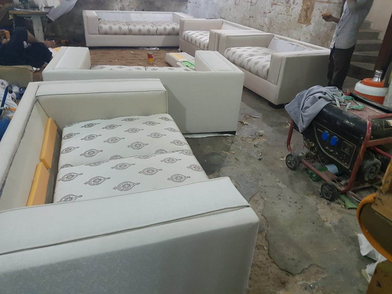 Karachi Best Place For Sofa Repair With Price