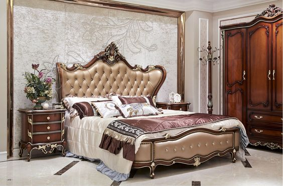 Polish wedding bedroom set in Karachi