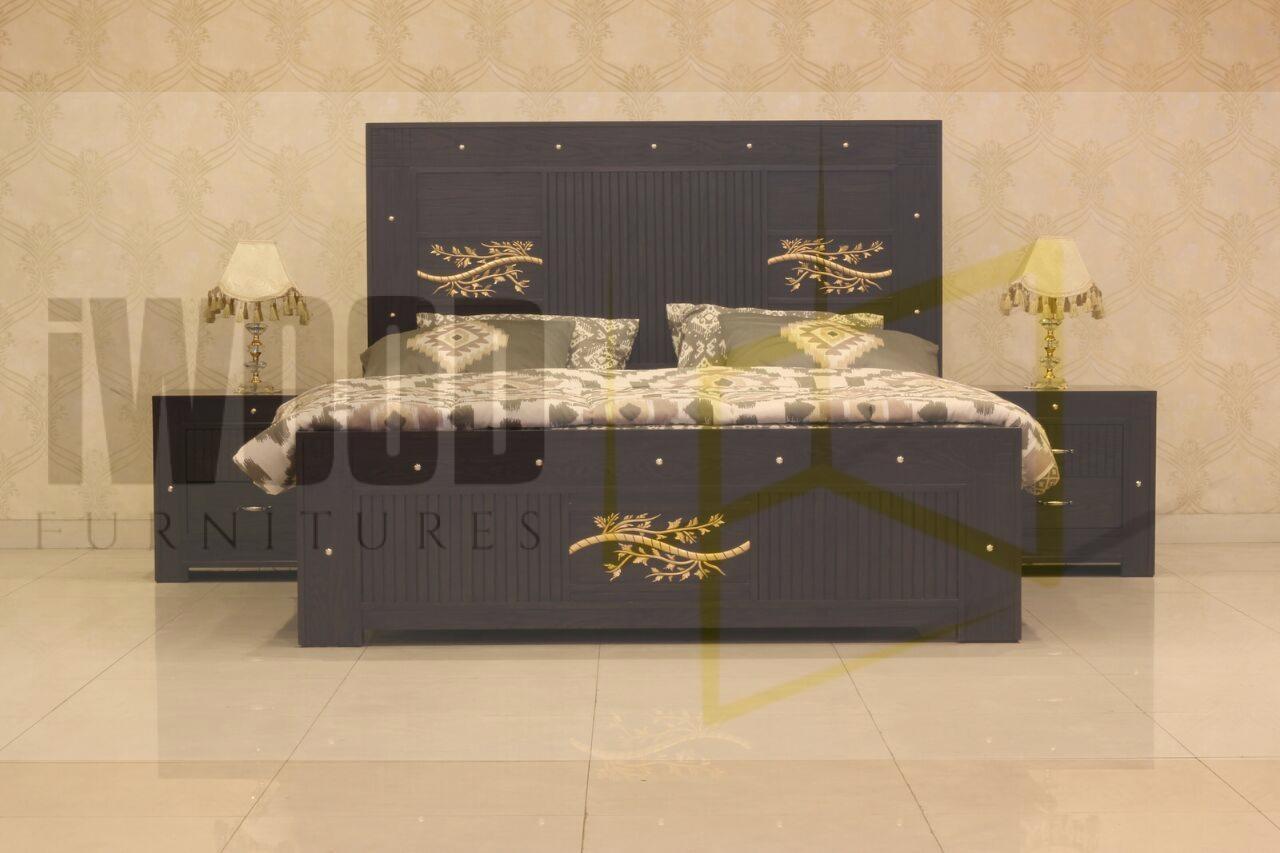 Latest Bridal Bedroom Set Design At