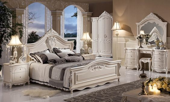 Bedroom Furniture Set In Karachi